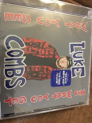 Luke Combs What You See Is What You Get CD FREE SHIPPING