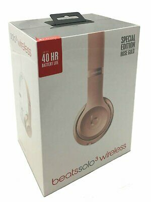 New Beats By Dr. Dre Solo3 Wireless Headphones - Special Edition Solo 3