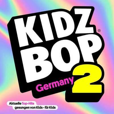 KIDZ BOP Germany 2 Kids Bop CD 06.09. 2019 NEU & OVP Bella Donna Bob Leiser