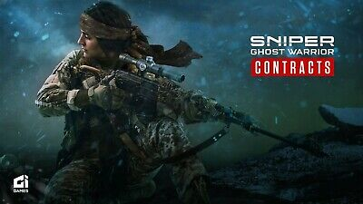 Sniper Ghost Warrior Contracts PC KEY [Global] !!!SAME DAY DELIVERY!!!