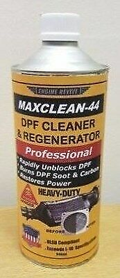 Maxclean Unblocks Dpf Very Quickly !! - Heavy Duty Professional - Diesel Filters