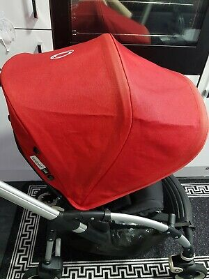 Bugaboo bee plus red hood fabric only !