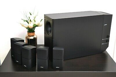 Bose Acoustimass 15. Powerful Bass, Excellent Condition, 5.1 Cinema, Complete
