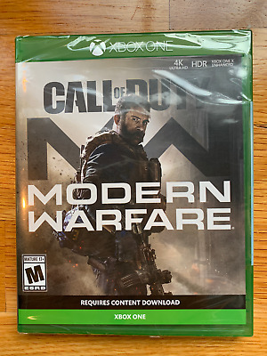 Call of Duty: Modern Warfare - Xbox one 2019