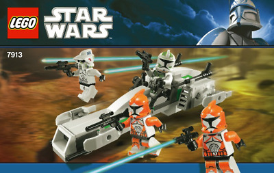 Lego Star Wars - Clone Trooper Battle Pack - 7913