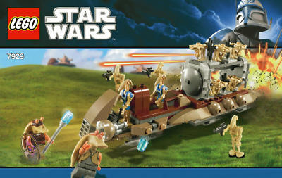 Lego Star Wars - The Battle of Naboo - 7929
