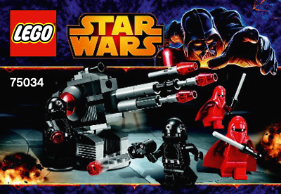 Lego Star Wars - Death Star Troopers - 75034