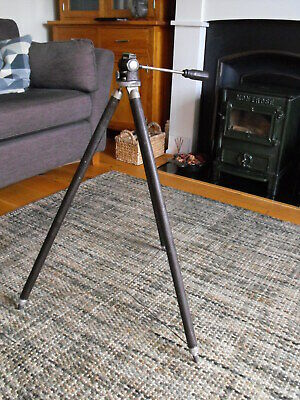 Bell and Howell vintage Filmo tripod