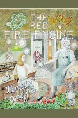 The Red Fire Engine by Timothy Jayne Sr. (2009, Hardcover)