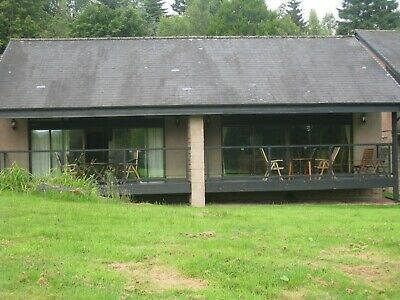 Luxury Holiday 7 Nights Scotland Loch Lomond Cameron House (Lodge/Cottage) AUG