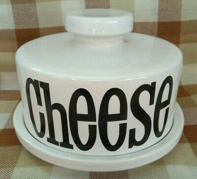 Vintage Retro 1970's T.G.Green Spectrum Cheese Dome Dish.