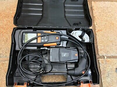 Testo 310 - Flue Gas Analyser (Printer Kit)