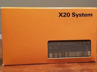 X20BR9300 Rev GO - Bus Receiver - B&R Industrial Automation - NEW IN BOX