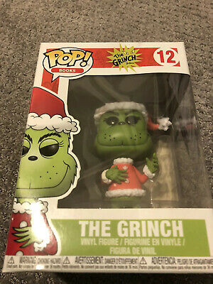 Funko POP! Books: How The Grinch Stole Christmas Box