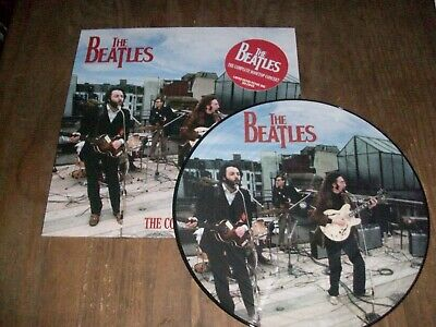 bEATLES RARE PICTURE THE COMPLETE ROOFTOP CONCERT