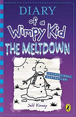 Diary Of A Wimpy Kid: The Meltdown Book 13 Diary Of A Wimpy Kid 13