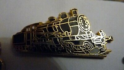 Pin's  Trains  Sncf  /  Locomotive  A375 1904  /  Emaille  /  Superbe