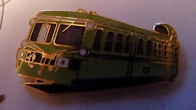 Pin's  Trains  Sncf  /  Locomotive  X3800 1950 /  Emaille  /  Superbe