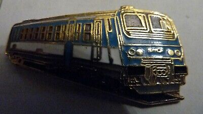 Pin's  Trains  Sncf  /  Locomotive Z 9600   1984-86   /  Emaille  /  Superbe