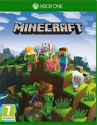 MINECRAFT XBOX ONE * Brand New & Sealed Official Microsoft Game * FAST DISPATCH