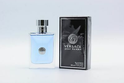 Versace pour Homme  EdT Eau de Toilette Spray 100 ml Herrenduft OVP