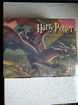 **L@@k** Harry Potter The Complete Series 1-7 Box Set Paperback Limited Edition