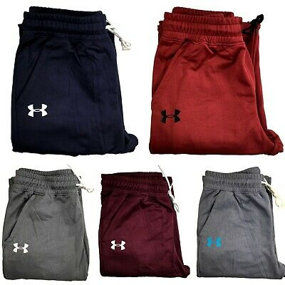 NWT Under Armour ColdGear Men's UA Big Huge Logo  Sweatpants Joggers 5XL N25