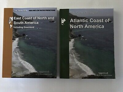 Tidal Current Tables 2019: Atlantic and East Coast of North and South America