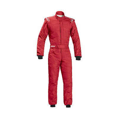 Sparco Rennoverall SPRINT RS-2.1 Rot (FIA homologation) 50 aus DE