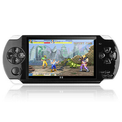 Portable PSP High Definition Handheld Game Machine 4.3 Inch 8GB 10,000 Games