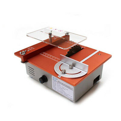 New Mini DIY Table saw Table Woodworking Cutting Machine Acrylic Wood PCB Cutter