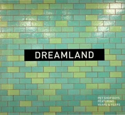 PET SHOP BOYS feat YEARS & YEARS - Dreamland  limited CD Single