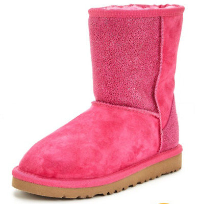 Girls Genuine UGG Australia Boots - Classic Serein Pink UK 1 BNIB Gift