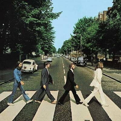 THE BEATLES ABBEY ROAD 50TH ANNIVERSARY EDITION 2 SHM CD LIMITED VERSION w/Track