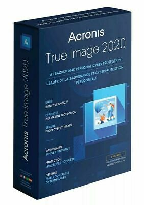 Acronis True Image 2020 ⚡ fast Delivery ⚡ 🔥 Digital Lifetime version