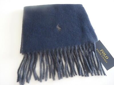 EASTPAK Scarf in Navy Cotton Jersey Scarf Unisex 100/% Authentic BNWT