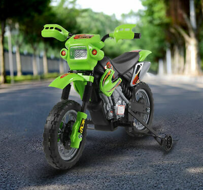 Kids Electric Motorbike Children Ride On Motorcycle 6V Battery Power Scooter