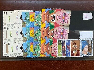 £25+ DISCOUNTED Mint (MNH) (with gum) GB Stamps for CHEAP UK Postage [#A41]