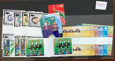 £25+ DISCOUNTED Mint (MNH) (with gum) GB Stamps for CHEAP UK Postage [#A44]