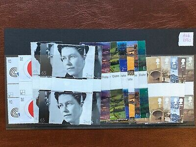 £25+ DISCOUNTED Mint (MNH) (with gum) GB Stamps for CHEAP UK Postage [#A46]