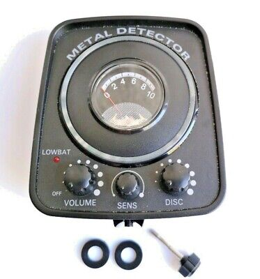 Amzdeal Metal Detector Control Box ONLY