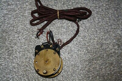 Vintage Mains Electric Clock Movement for spares/repairs/parts