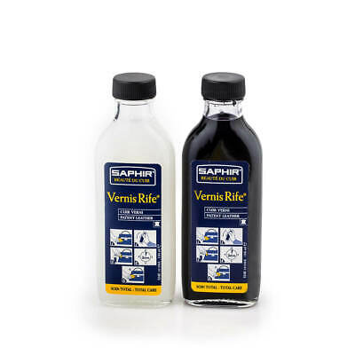 Saphir Vernis Rife Polish Patent Leather Cleaner and Protector 100ml
