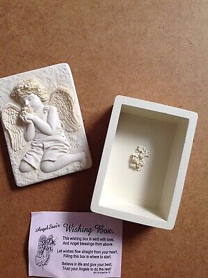 "Angelstar ""Innocence"" Wishing Box BNIB"