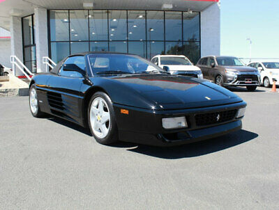 1995 Ferrari 348 Spider FRESH MAYOR ENGINE OUT SERVICE W/CLUTCH