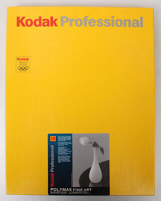 Darkroom Paper Polymax Fine Art 11x14 Glossy Double Weight 20-30 Sheets