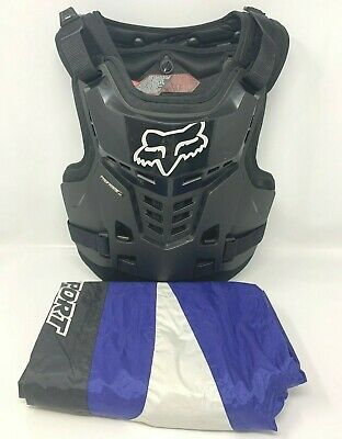 Fox Racing Youth Proframe LC Guard Back Protector Stone Shield + Kids Trousers