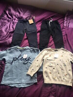 Bnwt Boys Next Age 2/3 Years Clothes And Outfits And Sets Bundle Winter