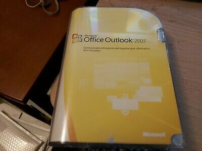 Microsoft Office 2007 Home and Student - No Key