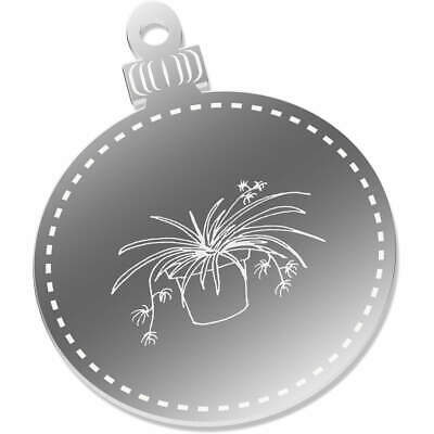 'Potted Plant' Christmas Baubles (CB011101)